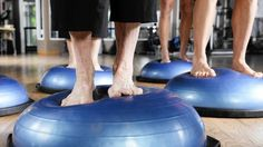 A balanced fitness regimen includes balance training: Here's how to do it