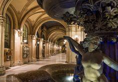 Palais Ferstel Passage Vienna Austria, Clouds, Travel, Trips, Viajes, Traveling, Tourism, Outdoor Travel, Cloud