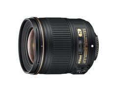 New Nikon 28mm f/1.8 Fast Wide Angle Prime Lens
