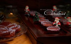 Christmas Cup Cakes by Cynthia Sapna, via Flickr Christmas Cup, Cup Cakes, I Foods, Food Photography, Desserts, Tailgate Desserts, Petit Fours, Dessert, Cupcake