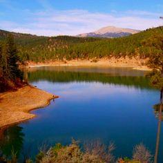 Grindstone Lake, near Ruidoso, NM