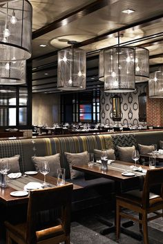 The on-site restaurant, Jackson 20, puts a New American twist on Southern cooking at Hotel Monaco Alexandria. #Jetsetter