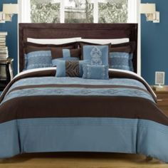 Province 12-pc. Bed Set - Queen