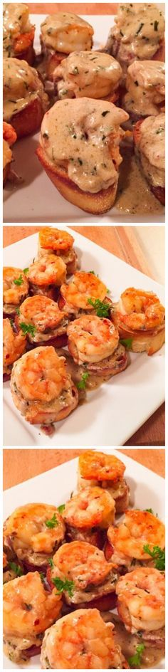 Shrimp with Whiskey- The perfect appetizers for you and your friends