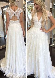 #weddingdresses2019 #2019bridalgowns #longweddinggowns #bridalgownswithlace