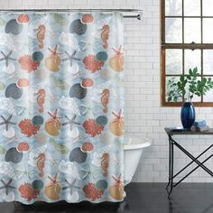 Ex Cell Home Fashions Excell Home Fashions Coral Bay 5 5gauge Peva
