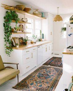 cocina plantas