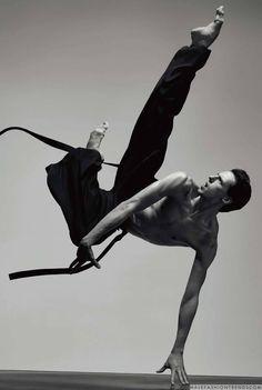 homme cherche danseuse)
