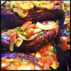 Imam Baked Potato, Sausage, Potatoes, Meat, Baking, Ethnic Recipes, Food, Sausages, Potato