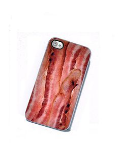 iPhone 4 Case Bacon ...I need one first