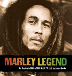 Published to coincide with the twenty-fifth anniversary of his death, Marley Legend celebrates the life and work of Bob Marley in an authorized and fully illustrated biography. In the same interactive