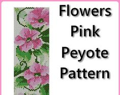 Red Roses 2 Peyote Pattern Beading - Tutorial PDF - instant download The pattern is designed based on using a peyote stitch with Miyuki Delices Size 11 beads. Patterns also work well with seed beads. Thank you for taking the time to take a look at one of our patterns. All patterns have been created with great care so as to ensure excellent results. This pattern uses 9 colours and is approx. 4,05 cm 1.59in x 15,48 cm 6.09in Upon purchasing one of our patterns you will have instant acces...
