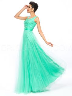6772bab4d3f Scoop Sequins Beading A-Line Floor-Length Prom Dress Prom Dresses 2015-  ericdress
