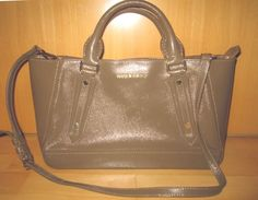 * * * BURBERRY Ledertasche taupe * * *   eBay Burberry, Clutch, Taupe, Kate Spade, Bags, Fashion, Clothing Accessories, Hand Bags, Leather Bag