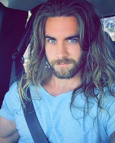 29 Beautiful Men With Beautiful Beards Hairy Men, Bearded Men, Brock Ohurn, Male Eyes, Handsome Faces, Gorgeous Eyes, Amazing Eyes, Man Bun, Karl Urban
