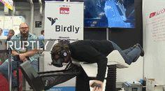 Birdly: Fly Like a Bird in VR
