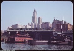 1940s photos of New York City