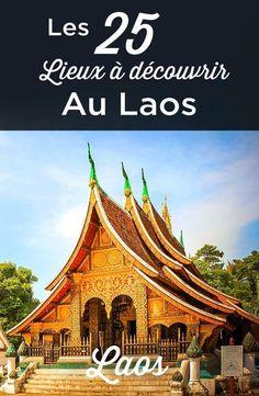 que voir au Laos