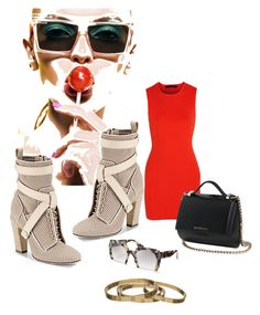 """""""have fun"""" by anagossip on Polyvore featuring Alexander Wang, Miu Miu, Cartier and Givenchy"""