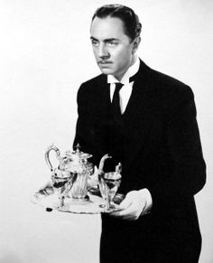 William Powell– The Baroness and the Butler