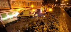 20-jähriger Deutscher stürzt von Hotel an Playa de Palma