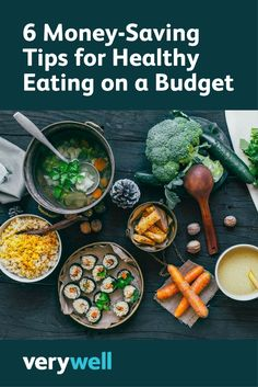 6 Money-Saving Tips for Healthy Eaters — Verywell Healthy Foods To Buy, Healthy Dessert Recipes, Healthy Soup, Healthy Snacks, Healthy Eating, Salad Recipes, Hungry Girl Diet, How To Make Meatloaf, Eat Smart