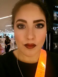 Ombre lips at work♡