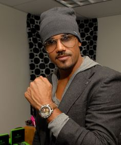 Shemar Moore.. One of the reason I watch Criminal Minds.
