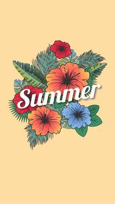 #Summer #wallpaper #fondos