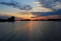 Dusk, Danube Delta