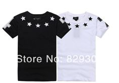 2014-14 givency European Hip hop men in camouflage triangle eyes raglan-sleeved round neck T-shirt $24.99