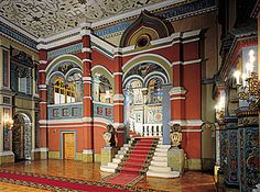 How Russian royalty lived: The Imperial Terem Palace in the Kremlin