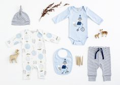 Gorgeous boys range available now from wilsonandfrenchy.com.au