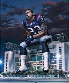 Texans Arian Foster