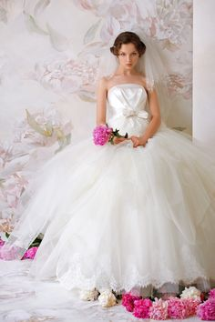 """Papilio """"Nymph"""" Bridal Collection"""