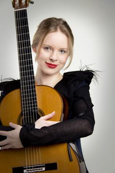 Tatyana Ryzhkova, Belarusian classical guitarist. Young Guitar, Music Colleges, Classical Music, Classical Guitars, Guitar Photos, Bass, Guitar Girl, Female Guitarist, All About Music