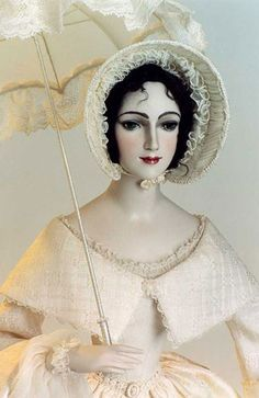 "Princess Mary (face close-up): High Society Doll; 23.5"" tall; Limited edition of 25/Sold out"