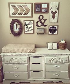 The Life of Two Texans: Baby Boy Nursery - Rustic Inspired