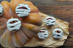 Cupcakes momies pour Halloween - Emilie and Lea's Secrets
