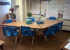 Juice Boxes and Crayolas: Just call me Miss Furniture Mover Kindergarten Classroom Setup, Classroom Desk, Classroom Layout, Classroom Furniture, Kindergarten Smorgasboard, Classroom Rewards, Kindergarten Rocks, School Furniture, Classroom Organization
