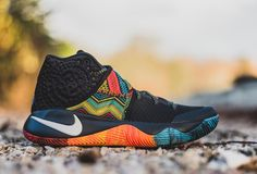 Nike Kyrie 2 'Black History Month'