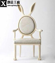 Wonderland chair!