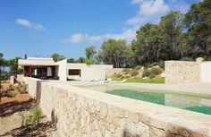 house toni petit in ibiza architecture