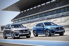 2015 BMW M and M Performance Utility Vehicles Revealed before LA Auto Show Bmw X6, Bmw X5 Review, Top Suvs, Nova Bmw, Bmw X Series, Suv Models, Luxury Suv, Bmw Cars, Car Wallpapers