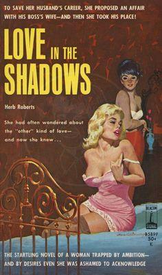 Arte Do Pulp Fiction, Pulp Fiction Book, Vintage Lesbian, Lesbian Art, Dibujos Pin Up, Pulp Magazine, Vintage Book Covers, Archie Comics, Vintage Comics