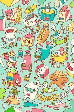 El universo multicolor de Brosmind 9