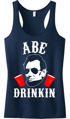Ben Drankin Navy Tank with White & Red Print - Funny Tank Tops - Ideas of Funny Tank Tops - Love this! Grab your Ben Drankin tank at nobullwoman-appar Funny 4th Of July, Fourth Of July Shirts, 4th Of July Outfits, July 4th, Holiday Outfits, October, Funny Tanks, Funny Shirts, Top Azul
