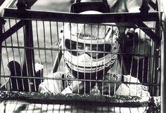 #ThrowbackThursday Jeff behind the wheel of a Sprint car l www.JeffGordon.com