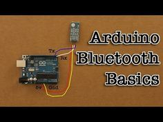 """[tabby title=""""Overview""""] This video will show you the basics of controlling an Arduino through bluetooth. Click the """"Step"""" tags for a walkthrough! Engineering Technology, Technology World, Diy Electronics, Electronics Projects, Arduino Bluetooth, Arduino Programming, Robot Kits, Arduino Board, Pi Projects"""