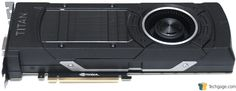 NVIDIA GTX Titan X Graphics Card Pictured in all its Glory: black and beautiful